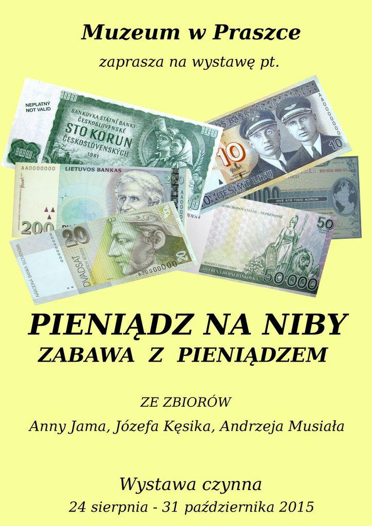 Plakat pieniądz na niby - zabawa z pieniądzem.jpeg