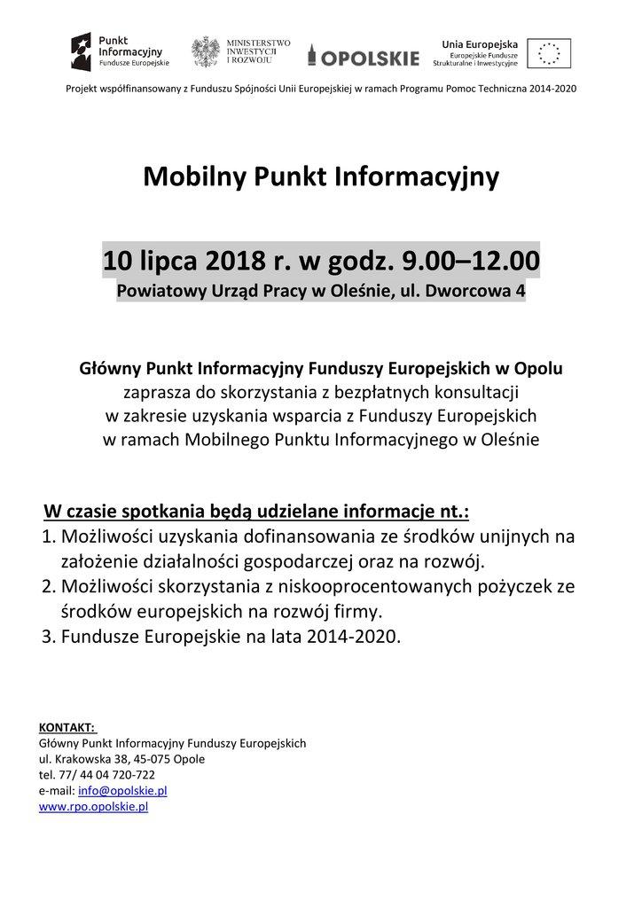 2018_MPI OGŁOSZENIE_PUP_Olesno.jpeg