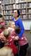 """Galeria ,,Słoneczka"""" z wizytą w bibliotece"""