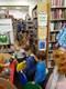 """Galeria ,,Skrzaty"""" wycieczka do biblioteki"""